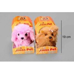 PIES 19 CM na baterie