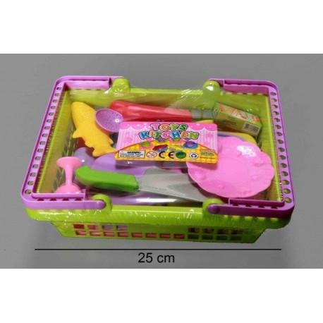 Koszyk Z Akcesoriami Ika Zabawki Sklep Online